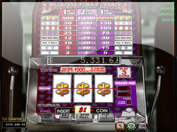 Diamond Mine™ Slot Machine Game to Play Free in iSoftBets Online Casinos